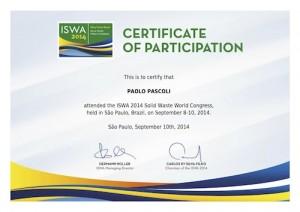 certificado iswa 2
