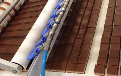 ATC & ATS traz para o Brasil uma Gama completa de equipamentos para a Indústria do Chocolate.