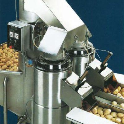 descascador de batatas