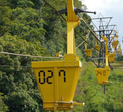 teleferico para minerios